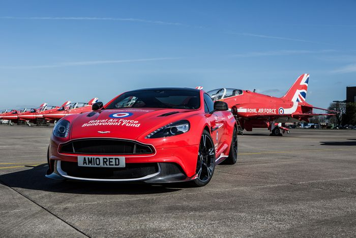 You Could Win This Super Exclusive Aston Martin Vanquish S