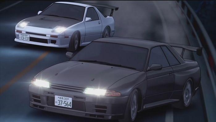 Rin Hojo´s R32