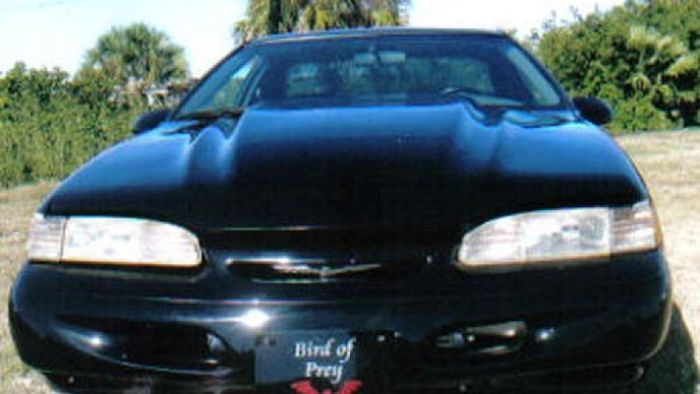 The Supercharged Thunderbird That Never Left The Nest