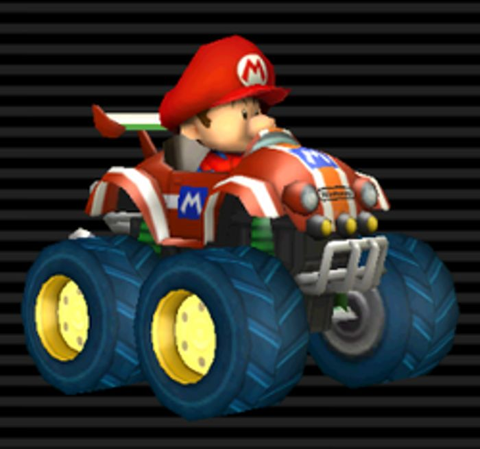 What Do You Think Theese Karts From Mario Kart Wii Are