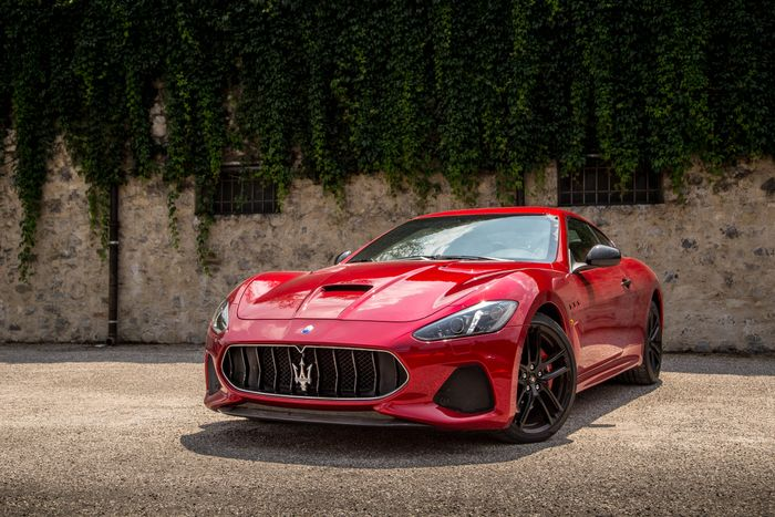 2018 Maserati Gran Turismo Review The V8 Beauty That S Better For