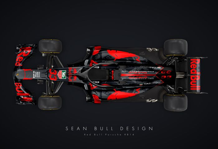 Aston Martin Used Cars Commercial >> This Red Bull/Porsche F1 Livery Concept Is Absolutely Stunning