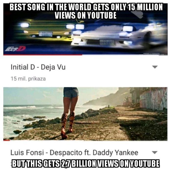 Deja vu song