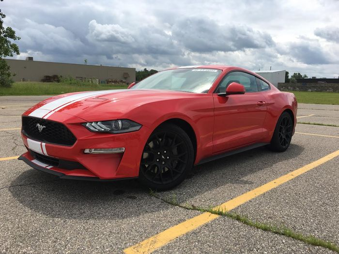 When Discussing The Cur Ecoboost Labeled Trim Of Mustang It Is Likely That Acronym Svo Will Be Mentioned How Could Not