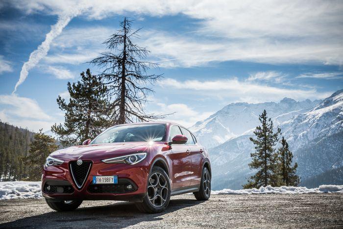 Alfa Romeo Stelvio Arrives In The UK Priced From £33990