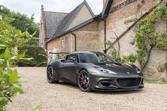New Lotus Evora GT430 revealed