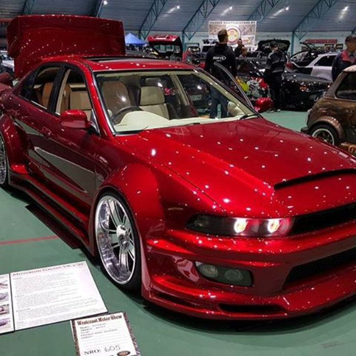 Mitsubishi Galant VR-4 Widebody, Thoughts?