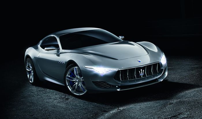 All Maserati models to use electrified drive from 2019