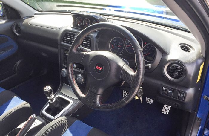 The Blobeye Subaru Impreza Wrx Sti Is The Best Way To Get Your Blue