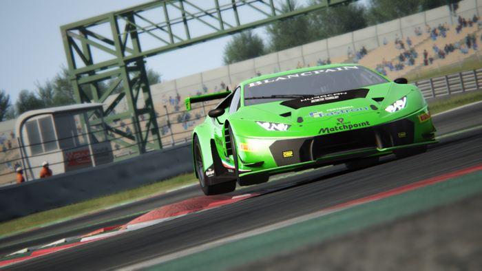 Sim Racing System
