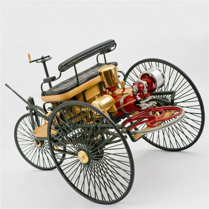 Benz Patent-Motorwagen - The first car? #Blogpost