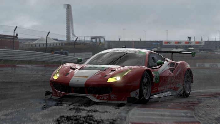Ferrari powers on to Project Cars 2