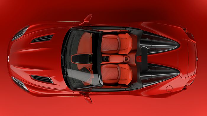 Aston Martin Vanquish Zagato adds Speedster and Shooting Brake versions