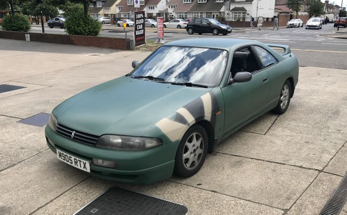 This Cheap Skyline R33 Could Make A Spectacular Project