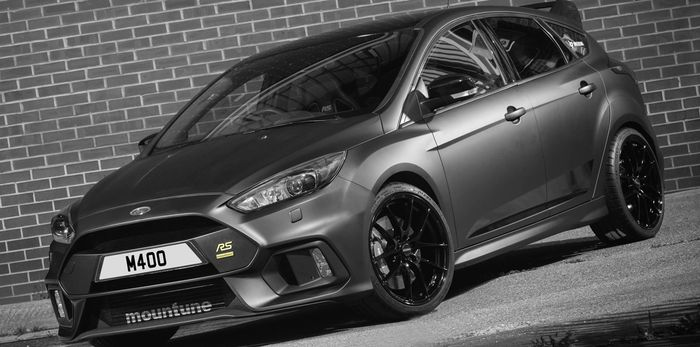 Mountune S 394bhp Ford Focus Rs M400 Is Here