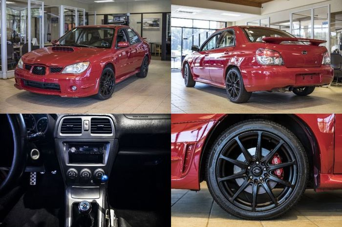 You can buy the Subaru WRX Limited from Baby Driver on eBay