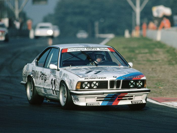 Big Fish BMW CSi Group A - 635 bmw