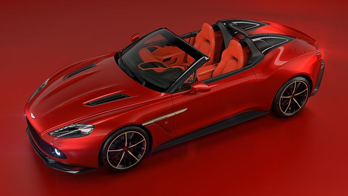 Aston Martin rolls out two more Vanquish Zagato models