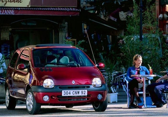 brilliance precursor 1995 renault twingo coupe concept. Black Bedroom Furniture Sets. Home Design Ideas