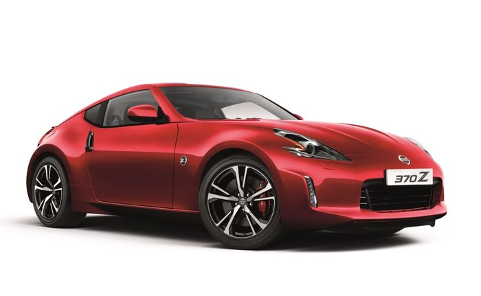 Nissan's 370Z sports vehicle has been updated for 2018