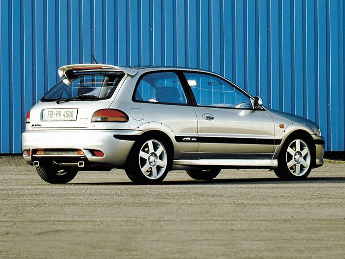 Gti Vs Wrx >> Unloved Hatchback twins: The Mitsubishi Colt GTi/ Proton Satria (318) GTi