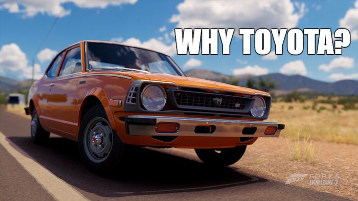 Here's Why Toyota Is Taking Their Production Cars Out Of Video Games ...