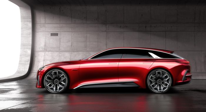 Kia Proceed concept unveiled ahead of its Frankfurt debut
