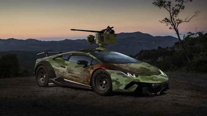 These Off-Road Lamborghini Huracan Renders Are Just Too Much