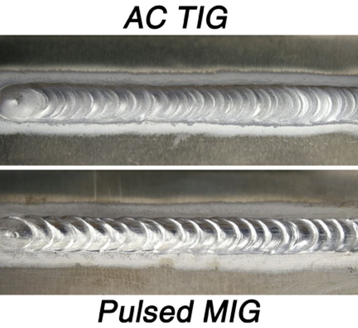 Tig And Mig Welding The Basics And Uses In Today S Car