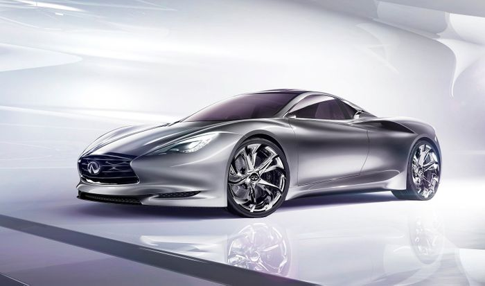 Infiniti performance electric auto  to debut in Detroit