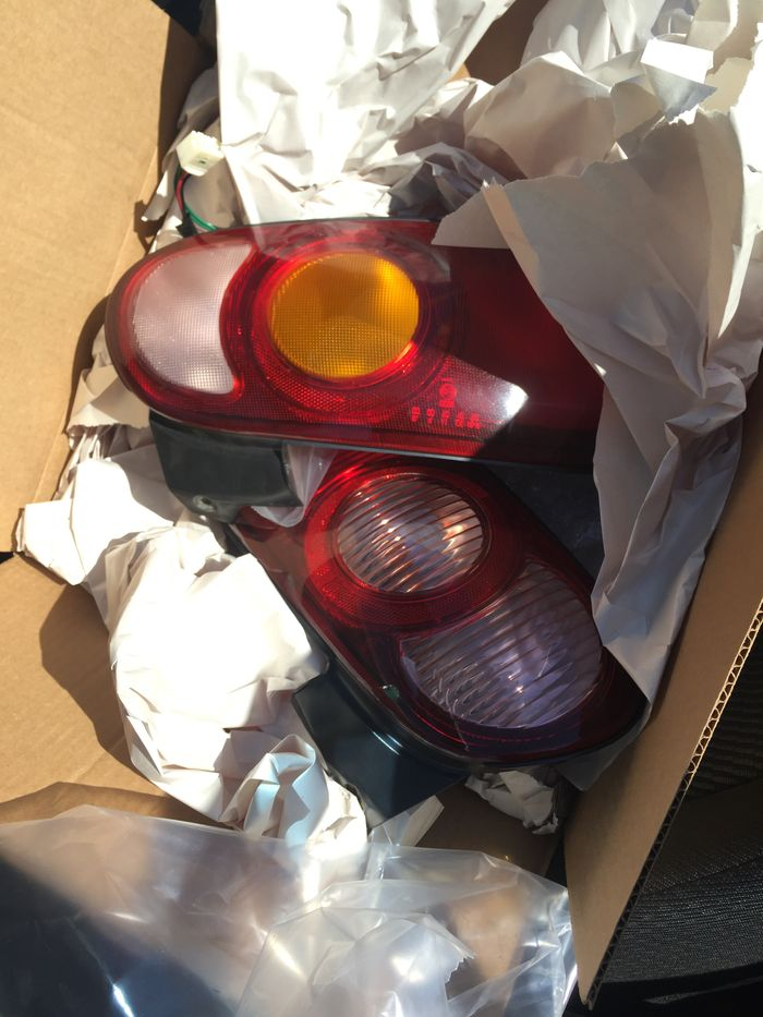 NB1 to NB2 taillight conversion !