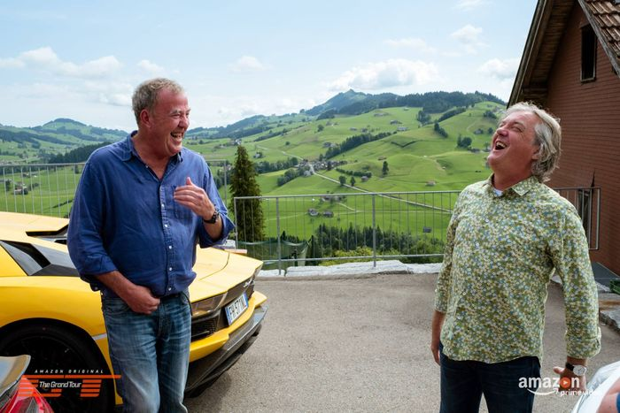 Jeremy Clarkson QUITS 'studio vehicle shows' after The Grand Tour season 3