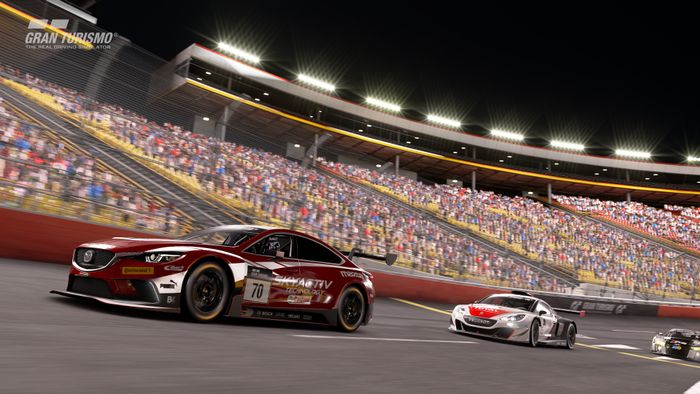 Look out for the limited-time Gran Turismo Sport demo