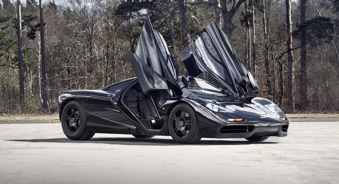 Father Of McLaren F1 Launches New Car Company