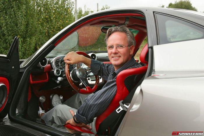 Horacio Pagani: The Leonardo Da Vinci of the Automotive World - An