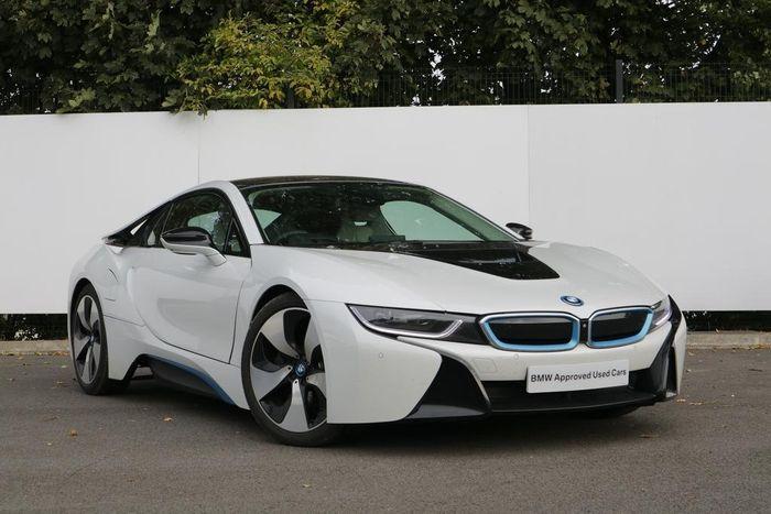 שונות You Can Already Buy A BMW i8 For Less Than £60k IC-64