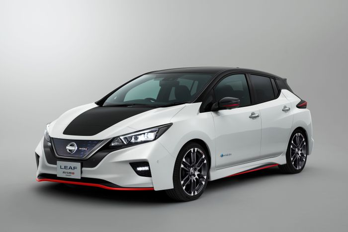 New Nissan LEAF to get NISMO treatment