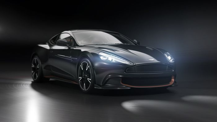Aston Martin Vanquish S Ultimate Edition Unveiled