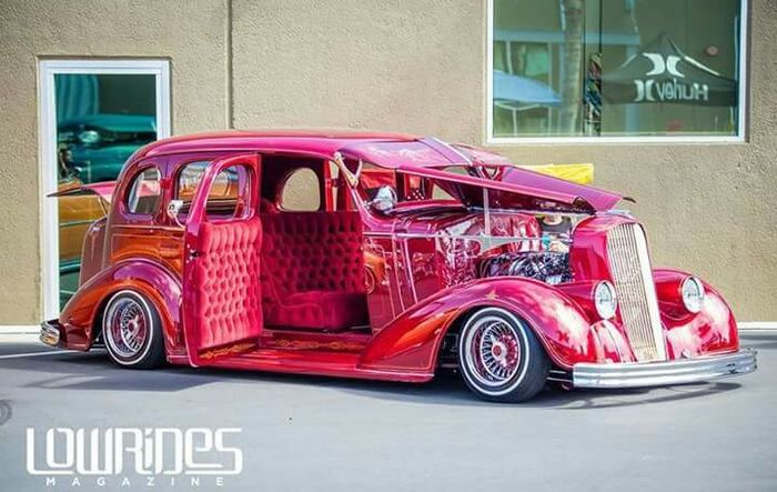 Musclemonday The History Of Lowriders