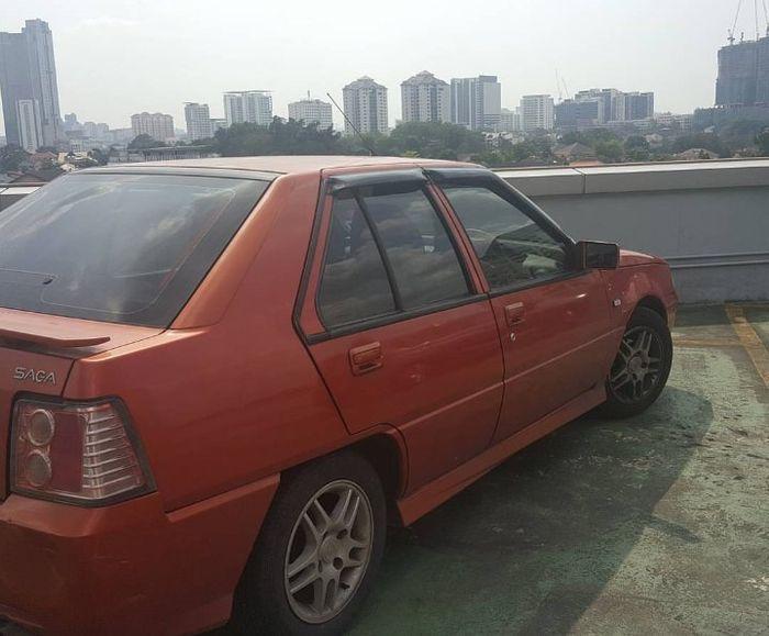 2007 Proton Saga Iswara Lmst