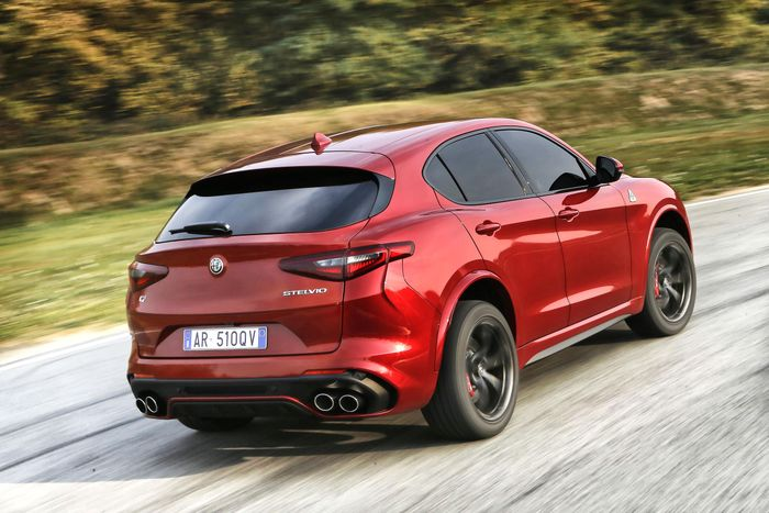 510bhp Alfa Romeo Stelvio Quadrifoglio officially revealed