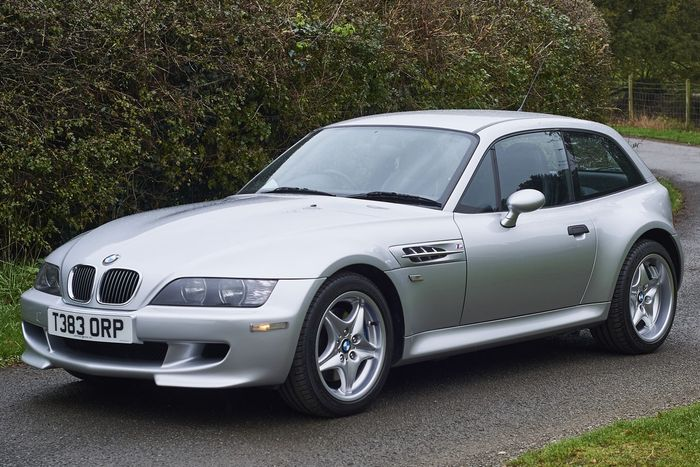 Featured Auction - 1999 BMW Z3 M Coupe