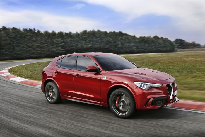 Alfa Romeo Stelvio Quadrifoglio is coming to NZ
