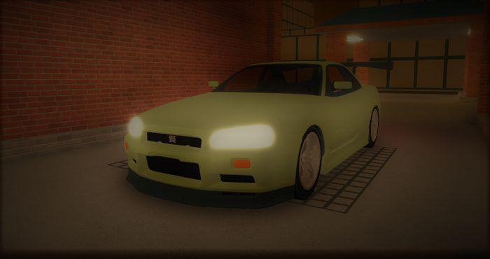 My Vehicle Simulator cars!