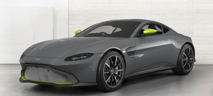 how would you spec your ideal aston martin vantage?