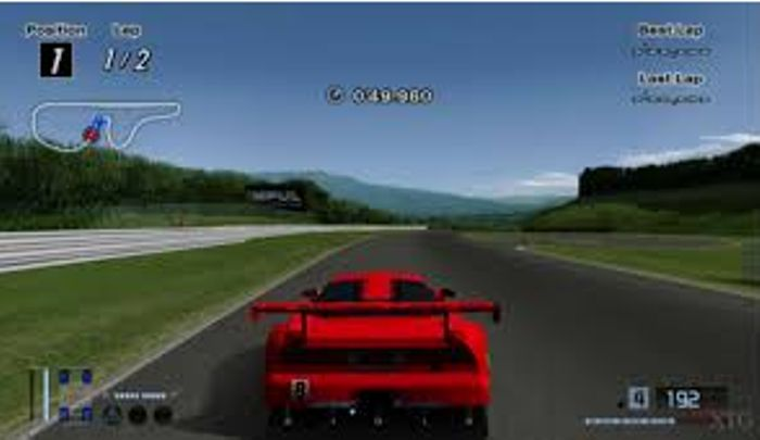 Why gran turismo 4 was the best ps2 racing game and an