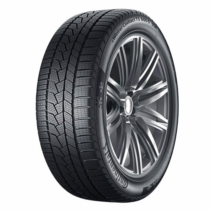 Continental Has A New Winter Tyre For Sports Cars