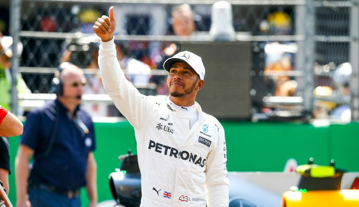 Lewis Hamilton: Why Valtteri Bottas missed Mercedes team-mate's F1 title celebrations