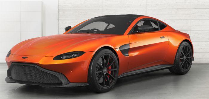 Your Best 2018 Aston Martin Vantage Configurations