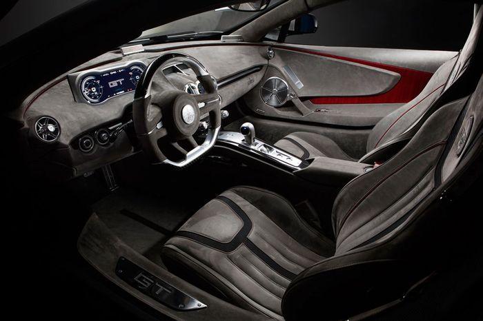 Italian Carmaker ATS Automobili Makes A Comeback With The ATS GT